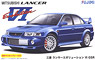 Mitsubishi Lancer Evolution VI GSR w/Window Frame Masking (Model Car)