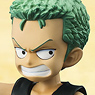Excellent Model Portrait.Of.Pirates One Piece Series CB-R2 Roronoa Zoro (PVC Figure)