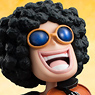 Excellent Model Portrait.Of.Pirates One Piece Series CB-EX Brook (PVC Figure)