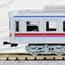 Keisei Type 3150 Renewaled Car Old and New Mixed Col...