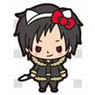 HELLO KITTY x DRRR!! Compact Mirror M Dsperate Situation Izaya (Anime Toy)