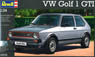 VW Golf 1 GTI (Model Car)
