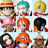 One Piece Swing Figure Collection 12 pieces (PVC Figure)
