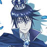 [K Missing Kings] B6 W Ring Note [Scepter 4] (Anime Toy)