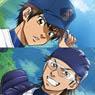 [Ace of Diamond] B6 W Ring Note [Sawamura/Miyuki] (Anime Toy)