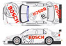 Bosch 155V6TI 1996 Decal Set (Decal)