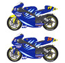 YZR500 2001-02 #19/56 Decal Set (Decal)