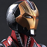 Marvel Comics Variant Play Arts Kai Iron Man (PVC Figure)
