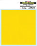 Color Decal Sun Yellow (Material)
