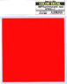 Color Decal MP Fluorescent Red (Material)