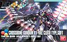Crossbone Gundam X1 Full Cloth TYPE.GBFT (HGBF) (Gundam Model Kits)