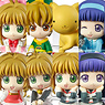 Ochatomo Series Cardcaptor Sakura Hanya-n na Tea Time 8 pieces (PVC Figure)