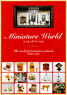 Miniature World The World of Miniature Artisans Kazuko Nakamura`s World (Book)