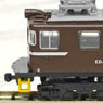The Railway Collection Gakunan Electric Train Electric Locomotive Type ED40 (ED402) (Model Train)