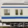 The Railway Collection Tobu Railway Series 8000 Renewaled Car Formation 8175 Renewaled Car Middle Car Set (Add-On 4-Car Set) (Model Train)