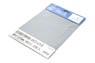 Plastic Plate (Gray) Graduated (White) 0.5mm (2pcs.) (Material)