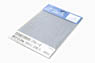Plastic Plate (Gray) Graduated (Blue) 0.3mm (2pcs.) (Material)