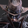 DC Comics VARIANT Play Arts Kai Batman: Timeless Wild West (PVC Figure)
