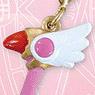Cardcaptor Sakura Three Way Charm Charapin CCS-12A Wand of Sealed (Anime Toy)
