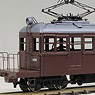 (HOe) [Limited Edition] Tochio Electric Railway Type Moha209 Electric Car II Renewal (Maroon Color) (Pre-colored Completed) (Model Train)