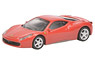 Ferrari 458 Italia Red (Diecast Car)