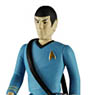 ReAction - 3.75 Inch Action Figure: Star Trek / Series 1- Spock (Completed)