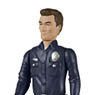 ReAction - 3.75 Inch Action Figure: Terminator 2: Judgment Day / Series 1 - T-1000 (Officer Version) (Completed)