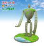 [Miniatuart] Limited Edition `Castle in the Sky` Robot Soldier (Gardener Ver.) (Unassembled Kit) (Railway Related Items)