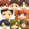 Color Collection Monthly Girls` Nozaki-kun 8 pieces (PVC Figure)