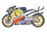 Repsol NSR500 1998 Decal Set (Decal)
