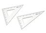 HG Aluminum Triangle Set (Hobby Tool)