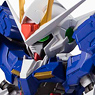 Nxedge Style [MS UNIT] 00 Gundam & 0 Raiser Set (...