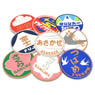 Head Mark Rubber Coaster Trading Collection Vol.2 Memories of Kansai Trip 10 pieces (Railway Related Items)