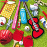 *Hello Kitty Shine! Club Activities 8 pieces (Shokugan)
