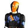 ReAction - 3.75 Inch Action Figure: Arrow / Series 1 - Deathstroke (Completed)