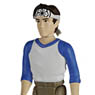 ReAction - 3.75 Inch Action Figure: The Karate Kid / Series 1- Daniel Larusso (Completed)