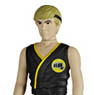 ReAction - 3.75 Inch Action Figure: The Karate Kid / Series 1- Johnny Lawrence (Completed)