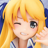 Senran Kagura Katsuragi Fresh Figure (New Material for Breast used) (PVC Figure)