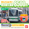 B Train Shorty Electrical Tramway 11 Toei Transportat...