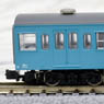 (Z) J.N.R. Series 103 Sky Blue Keihin-Tohoku Line Type  3 Cars Extension Set (Add-On 3-Car Set) (Model Train)