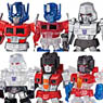 Transformers D Collection 8 pieces (Shokugan)