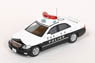 Toyota Crown 180 Series Tokushima Prefectural Police Mobile Patrol Force (Diecast Car)