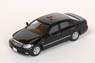 Toyota Crown 180 Series Police Headquarters Traffic Undercover Vehicle (Black) (Diecast Car)