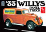 1933 Willys Panel Truck (Model Car)