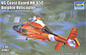 United States Coast Guard HH-65C Dauphin (Plastic model)