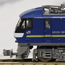 (Z) Electric Locomotive Type EF210-300 Style (Model Train)