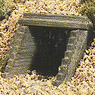 C1164 (N) Timber Culverts (2pcs.) (Model Train)
