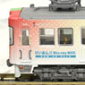 The Railway Collection Keihan Electric Railway Otsu Line Type 700 2nd Edition `K-On! 5th Anniversary` Wrapping (2-Car Set) (Model Train)