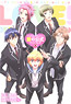 Binan Koukou Chikyuboueibu Love! Official Fan Book of...