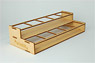 Square Bottle Rack for Creos (Hobby Tool)